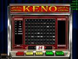 Bodog Casino Keno
