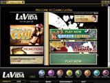 Casino La Vida lobby