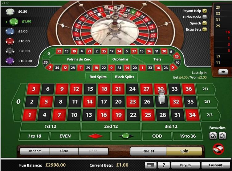 online casino cash royal roulette