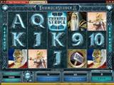 Red Flush Casino Thunderstruck II slot