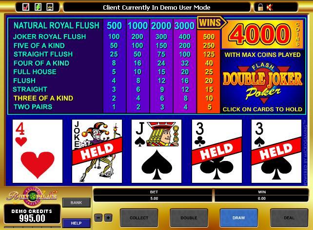 roxy palace online casino poker joker